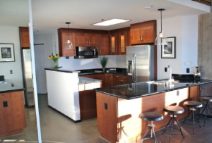 Apartment for Rent in Downtown Fresno